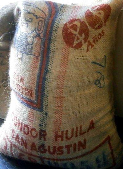 画像3: コーヒー生豆♪コロンビア サンアングスティン エクセルソ 正袋70kg