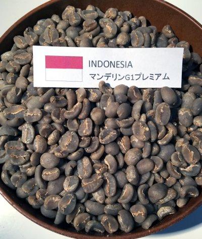 画像2: コーヒー生豆 マンデリンG1プレミアム【1kg】
